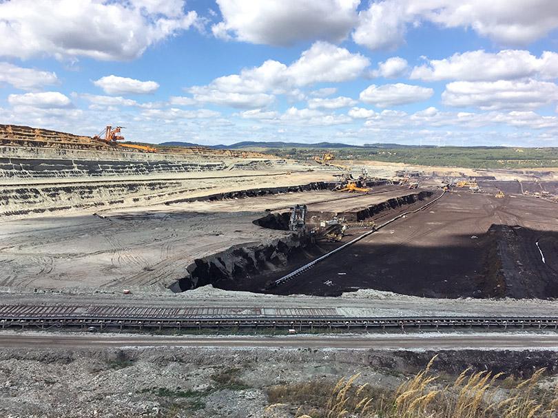 Výroba a montáž dálkových, důlních, pásových dopravníků Sokolov Vřesová